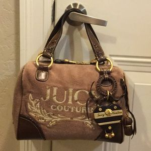 Older Juicy Couture purse